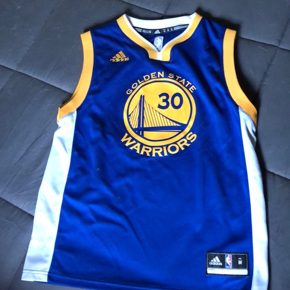 new styles 4c122 0c22e Authentic NBA Adidas Seth Curry Jersey